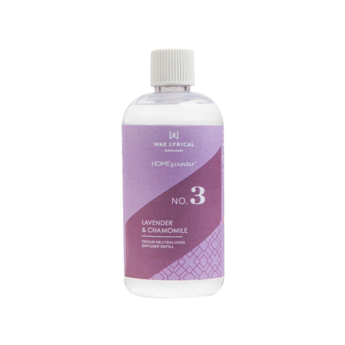 Lavender & Chamomile 200ml Reed Diffuser Refill