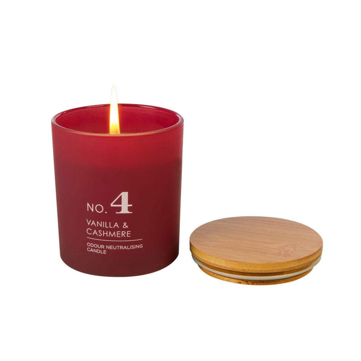 Vanilla & Cashmere Candle
