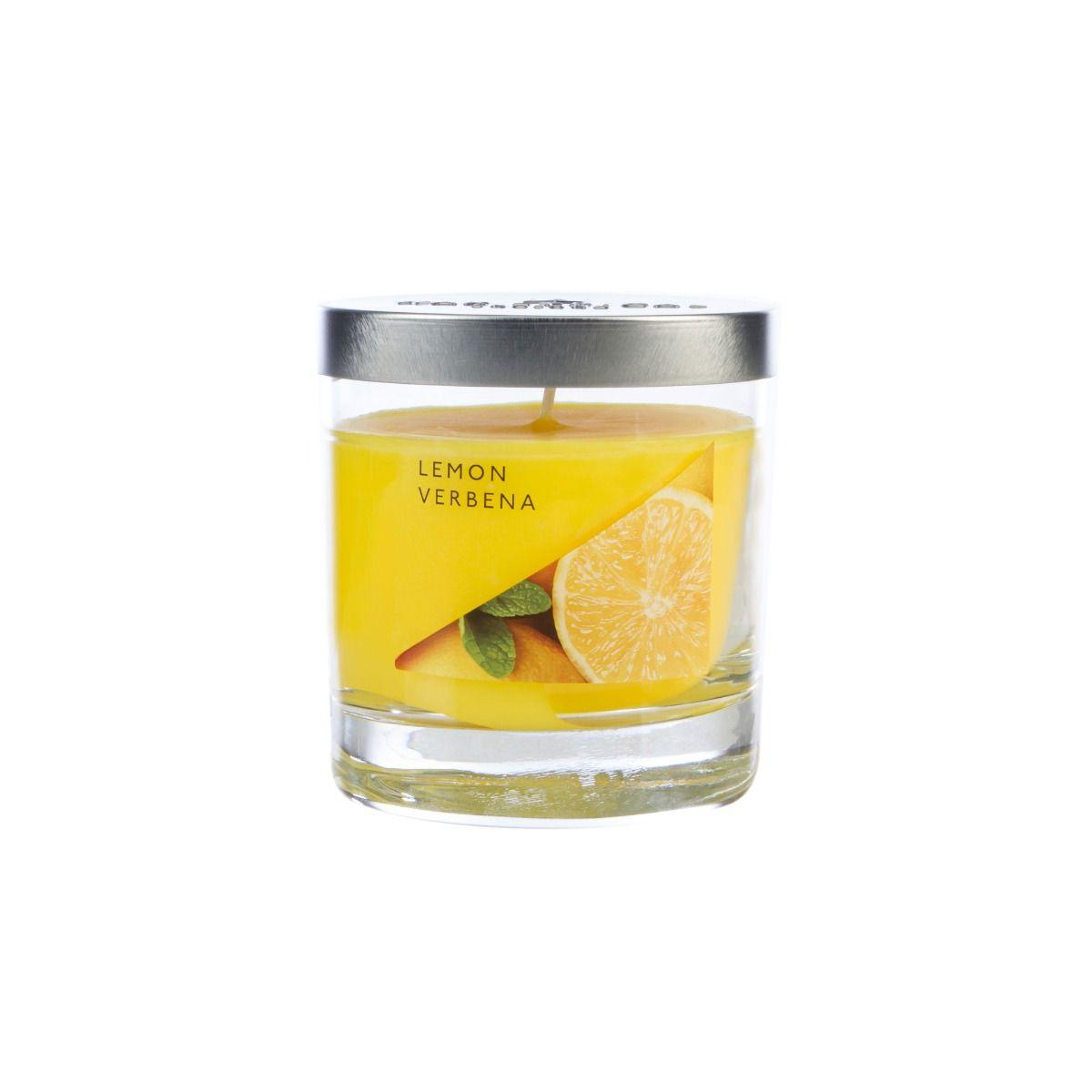 Lemon Verbena Medium Candle