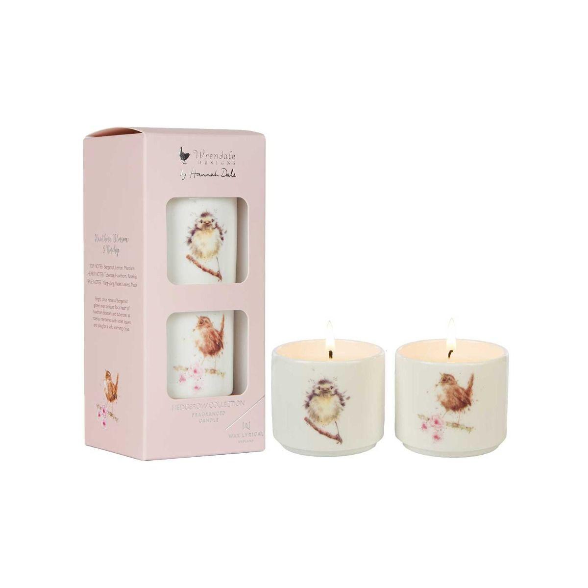 Hedgerow Candle Gift Set
