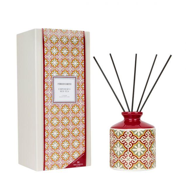 Emperors Red Tea Ceramic Reed Diffuser