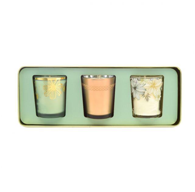 Atrium Scented Candle Gift Set