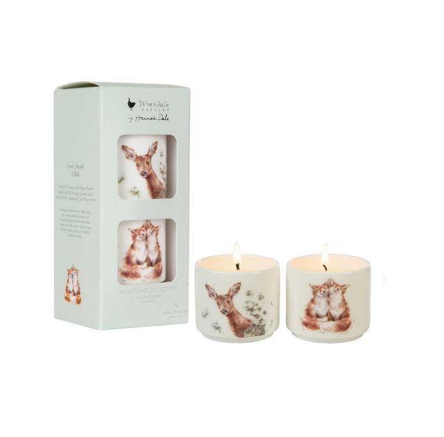 Woodland Candle Gift Set
